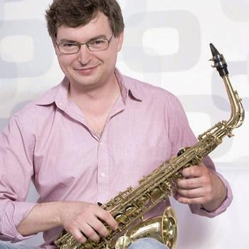 Nico Lohmann -  saxophonist and composer